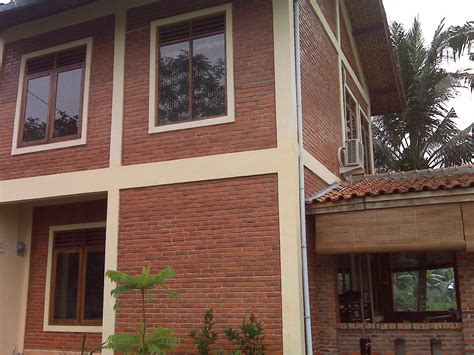 gambar desain interior rumah batu bata interior rumah