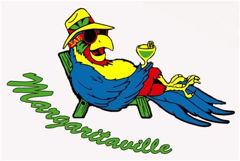 margaritaville cartoon margaritaville parrot bing images