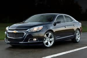 2014 chevrolet malibu overview cars
