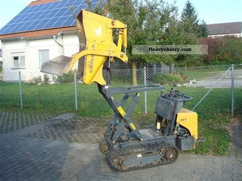 vans rd8 gehlmax rd8 2007 other construction vehicles photo and specs