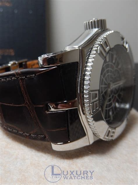 Roger Dubuis Matic Brown Rubber luxury time watches