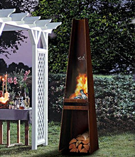 Cheminee Exterieur by Chemin 233 E D Ext 233 Rieure Barbecue Bras 233 Ro