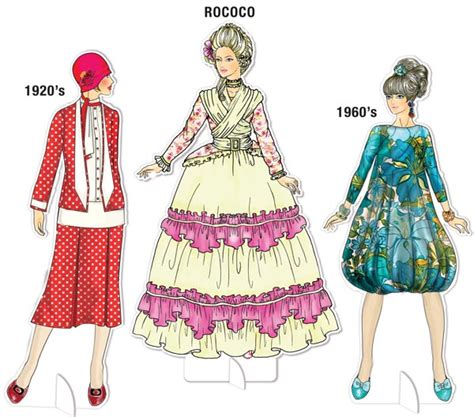 fashion doll kit project runway historical fashions paper doll kit 059223
