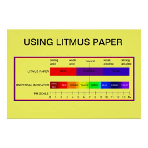 How To Make Litmus Paper At Home - litmus paper gifts t shirts posters other gift