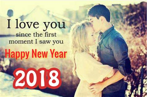 20 best happy new year 2018 i love you quotes with images