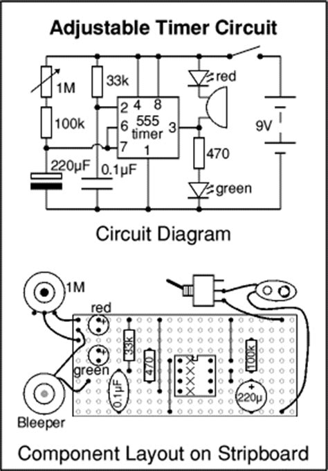 component layout diagram definition circuit diagrams