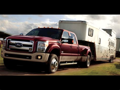 2011 ford f series super duty best in class diesel is it autoevolution 2011 ford f series super duty best car