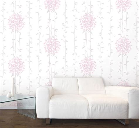 wallpaper self adhesive floral self adhesive bedroom wallpaper home depot