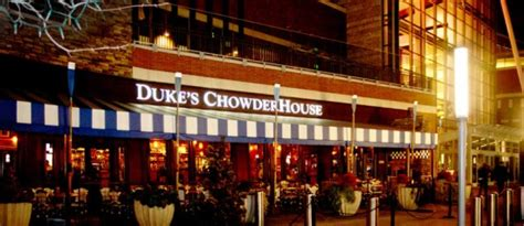 southcenter duke s chowder house seattle seafood