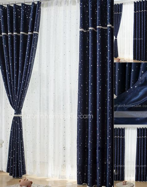 Boys Room Curtains Navy Blue Eyelet Blackout Curtains Blackout Curtains Blackout Curtains Royal Blue Blackout