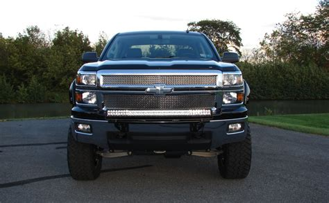 Silverado Light Bar by Light Bar Mount 2014 2015 2016 2017 2018