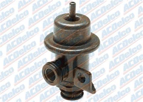 bad fuel resistor symptoms of a bad fuel pressure regulator buzzle html autos weblog