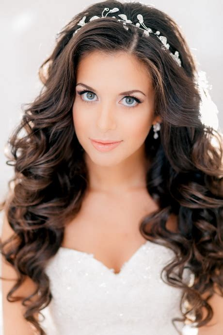Hairstyles For Hair On Wedding Day hairstyles for hair on wedding day