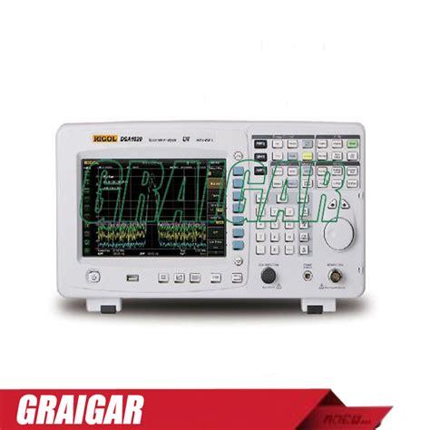 dsa spectrum analyzer frequency domain khzghz rbw