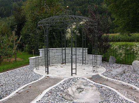 überdachung Garten Freistehend by Natursteinmauer Freistehend Sichtschutz