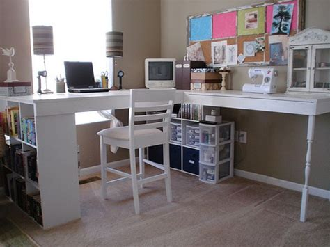 Make Your Own Office Desk Create Your Own Home Office Desk