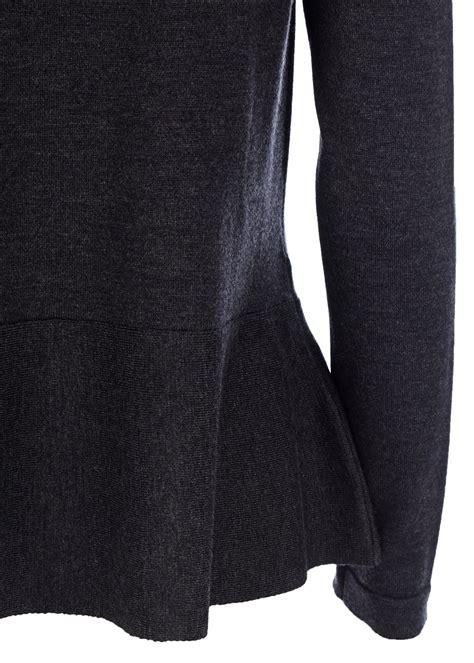 knit front to back front back knit strik libertine libertine