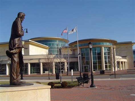 panoramio photo of abraham lincoln presidential library