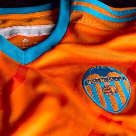 Jersey Valencia Away 2015 2016 new valencia away kit 2014 15 adidas orange valencia jersey 2014 2015 football kit news new