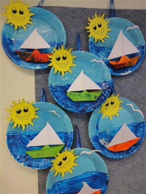 and crafts for 111 best boat crafts and activities for images on