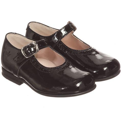 patent leather shoes il gufo black patent leather shoes childrensalon