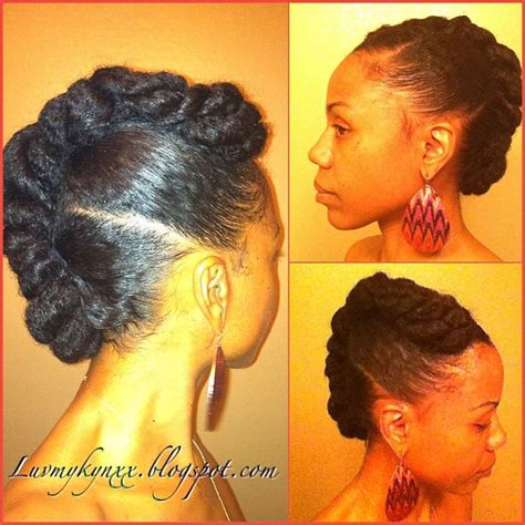 elegant natural hairstyles updo natural hair hair pinterest elegant updo updo and