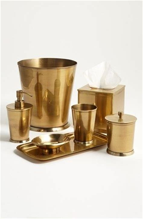 17 best ideas about gold bathroom accessories on