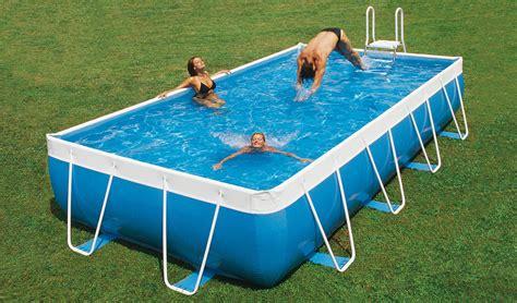 piscine smontabili da giardino piscine fuori terra piscine laghetto