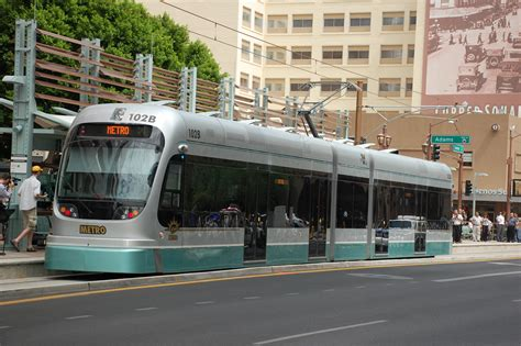 Light Rail by Prop 300 Aims For More Transit Security Central News