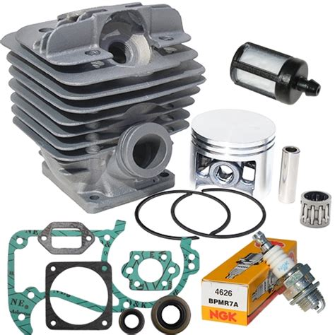 Stihl 036 Ms360 Cylinder Kit 48mm Rebuild Kit