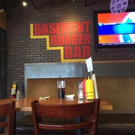 basement burger bar 76 photos salad canton mi