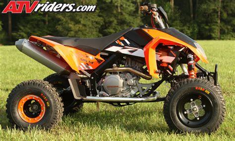 2009 Ktm 450 Sx Atv 2009 Ktm 505sx 450sx Atv Motocross Test Ride Review