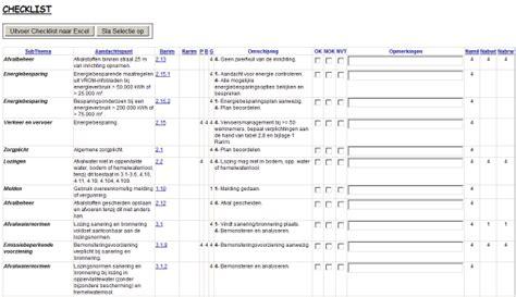 checklists met  gebruiksfase wwwtoezichtsprotocolnl