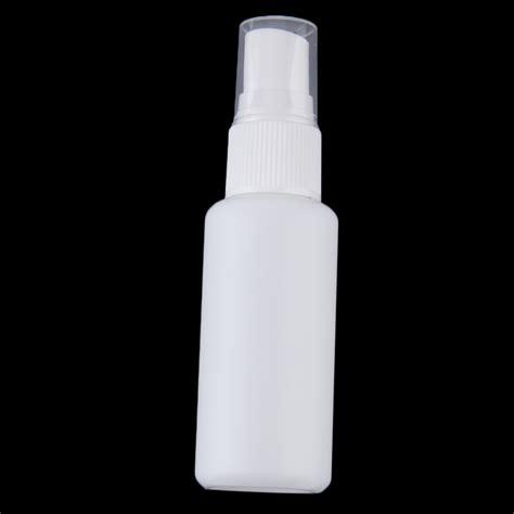 30ml Plastic Spray Perfume Bottle 5pcs 30ml travel white plastic perfume atomizer empty