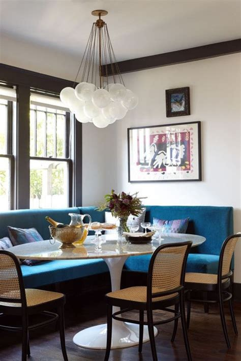 banquette dining designs