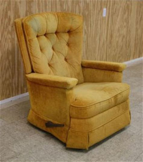 Vintage Lazy Boy Recliner by Archive December Absolutely