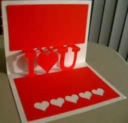 how do you make pop out cards 手作りバレンタインカードの作り方いろいろ ハートが飛び出すポップアップカード interior design