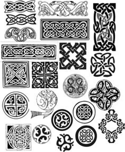 Vorlagen Fã R Keltische Muster Chris Keltische Muster Antikes Alte Russische Ornamente Vektor Satz Mittelalter Wikinger