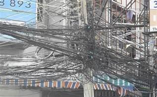 pattaya photos electrical spaghetti pattaya unlimited
