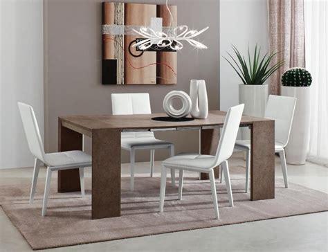 consolle per cucina consolle antenor tavolo estendibile per ingresso in legno