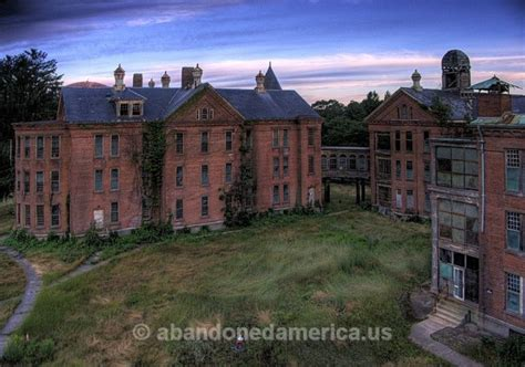 abandoned places in ma taunton state hospital or asylum taunton massachusetts