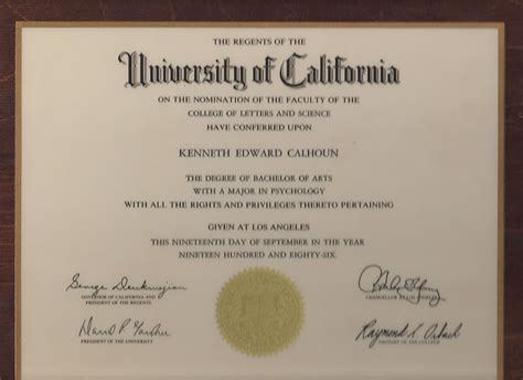 Cal State Universities With Mba Degrees by Ken Calhoun Here S A List Of Former Clients