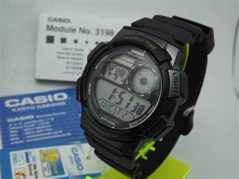 Jam Tangan Casio Ae 1000w 1bv jam tangan casio ae 1000w original casio ae1000w 1bv