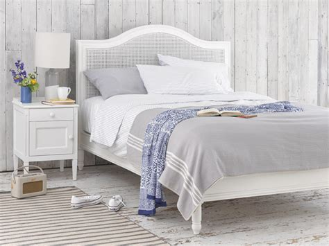 nomad bed frame 5 of the best white wooden bed frames your home renovation