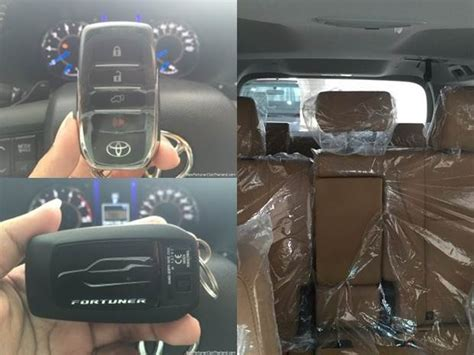 Casing Kunci Silikon All New Toyota Fortuner interior all new toyota fortuner bocor mobil baru mobil123