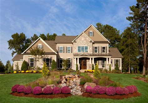 home design gallery nc enclave at white oak creek the hollister home design