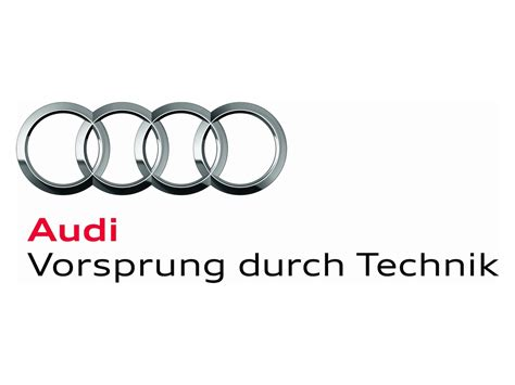 first audi logo which audi slogan best captures the brand