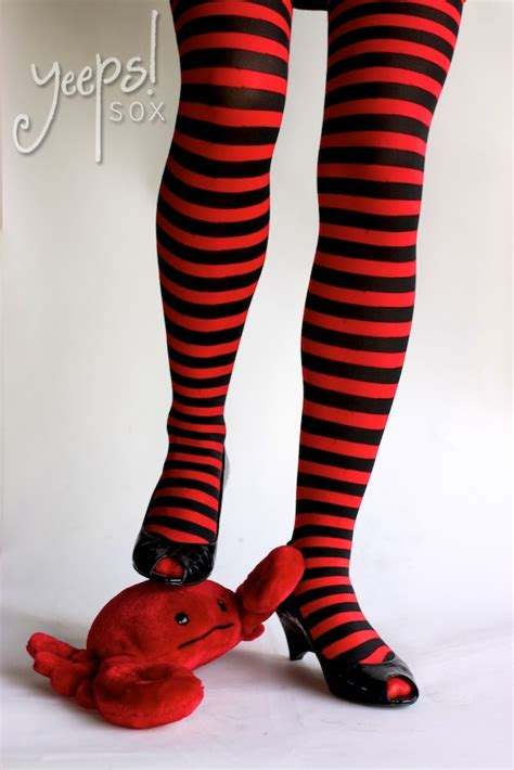 patterned tights and socks leg avenue red and black striped tights 7 00 tights