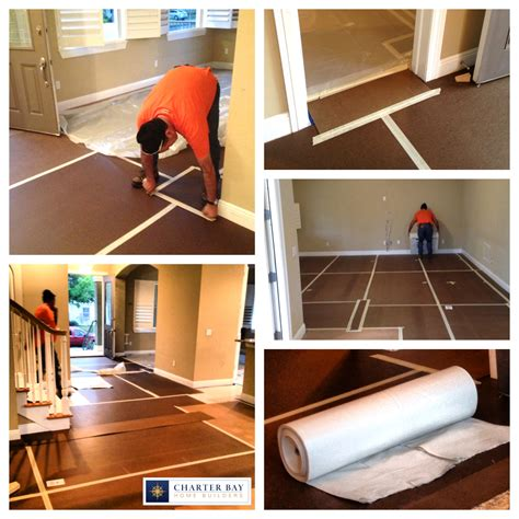 Construction Floor Protection by Floor Protection Systems For Drywall Remediation