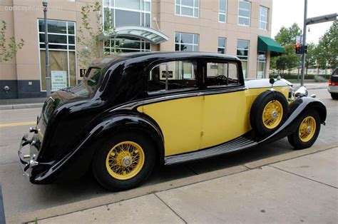 rolls royce phantom 337 auction results and sales data for 1936 rolls royce